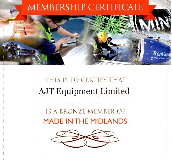 Load Cell Manufacturers UK | Bronze Member of Made in the Midlands